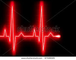 heartbeat graph